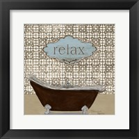 Framed Relax - Tub
