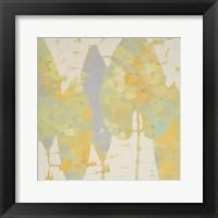 Framed Sunlit Marsh I