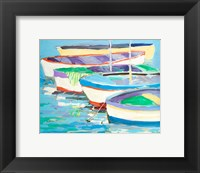 Framed Row Your Boats