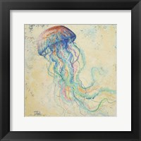 Framed Creatures of the Ocean I