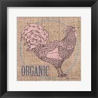 Framed Fresh Organic III