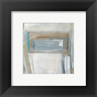 Framed Grey Squares I
