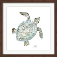 Framed Neutral Turtle I