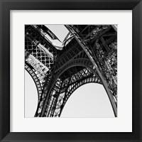 Framed Eiffel Views Square II