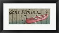 Framed Fishing I