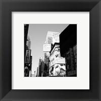 Framed NYC Scene I
