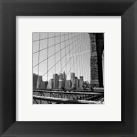 Framed NYC Scene II