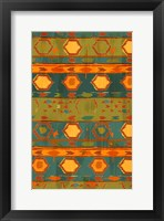Framed Southwest Design III