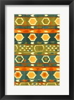 Framed Southwest Design II