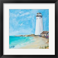 Framed Lighthouses III