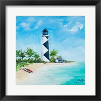 Framed Lighthouses IV