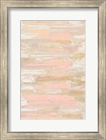 Framed Blush Rhizome