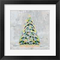 Framed Jolly Christmas Tree