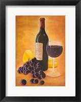 Framed From the Vineyard II