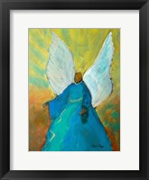Framed Guardian Angel