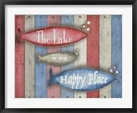 Framed Lake Place