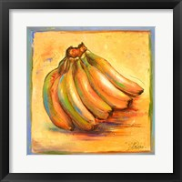 Framed Banana I