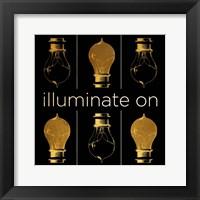 Framed Shine & Illuminate II