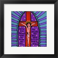 Framed Cross
