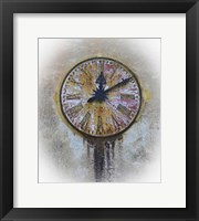Framed Italy Clock 1