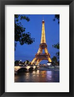 Framed Eiffel Tower 3