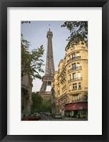Framed Eiffel Tower 6