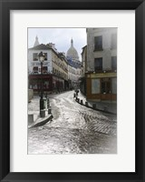 Framed Montmartre 1