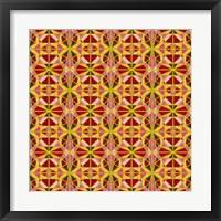 Framed Geometric Cubism