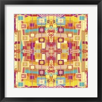 Framed Play of Squares