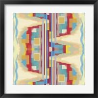 Framed Abstract II single