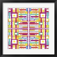 Framed Boxes and Stripes