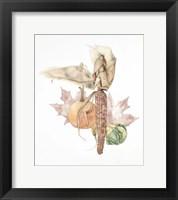 Framed Autumn Medley