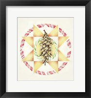 Framed Candy Cone