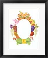 Framed Kaleidoscope Show Card