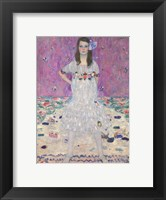 Framed Portrait of Mada Primavesi, 1912