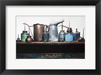 Framed Essential Oils