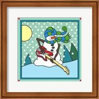 Framed Coalman The Snowman Bass 1