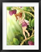 Framed Berry Bramble