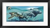 Framed Sirens 'A Sea