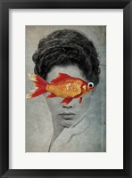 Framed Fish Eye