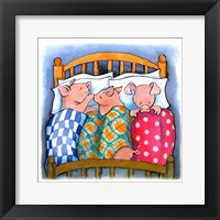 Framed Pigs In Blankets