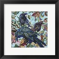 Framed 3 Birds