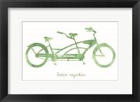 Framed Bike 3