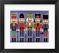 Framed Nutcracker