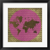 Framed World Chevron