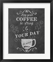 Framed Sweet Coffee