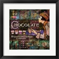 Framed Chocolate