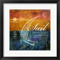 Framed Sail