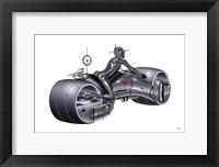 Framed Megafuture Megacyke XXIX