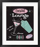 Framed Cocktail Lounge
